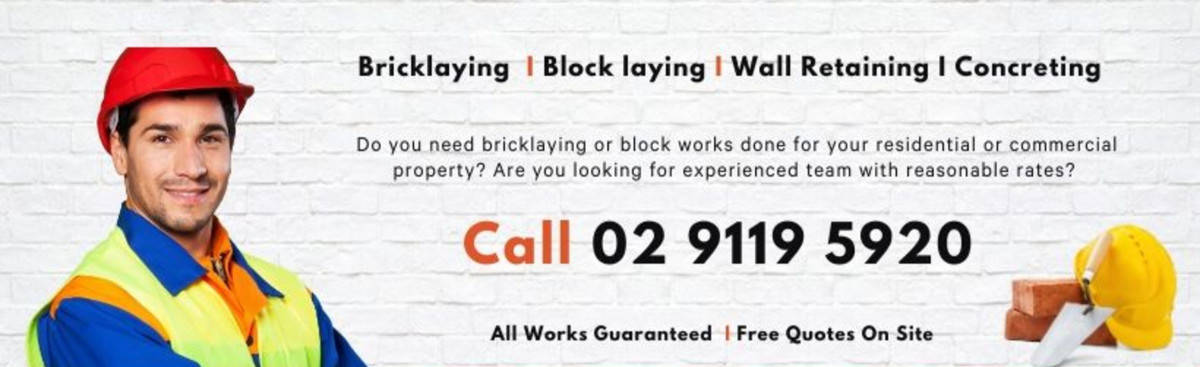 Toongabbie Bricklayer